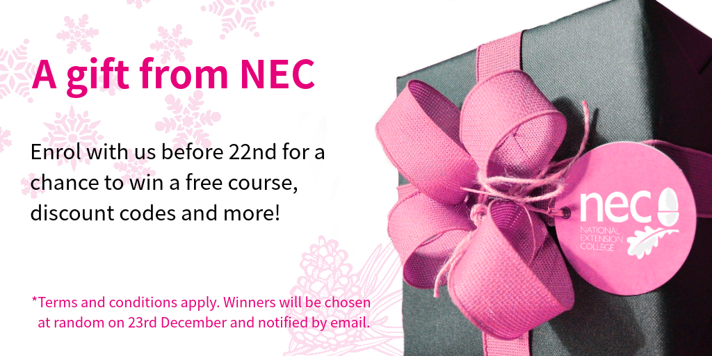 A gift from NEC
