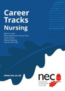 Nursing career tracks