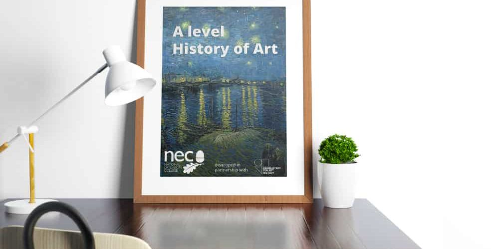 A level History of Art cover smaller